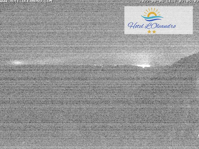 webcam Sant'andrea mare